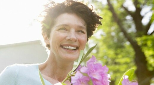 Menopause symptoms six years shorter in Norwegian women