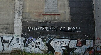 Swedes in Oslo are tired of negative stereotypes