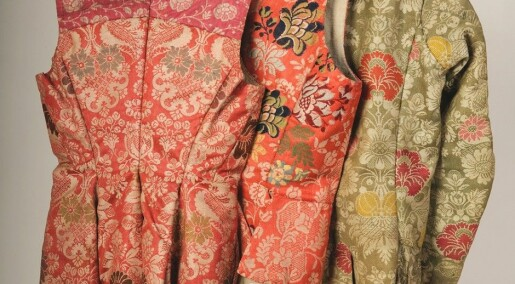 Worsted wool was once Norway's ersatz silk