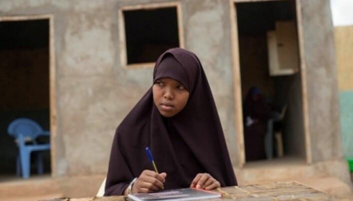 Young Somali girls want modern circumcision