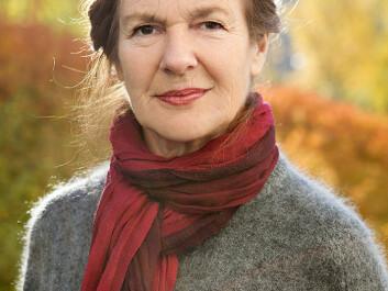 Professor Bente G. Berg. (Photo: Therese Lee Støver/NTNU)
