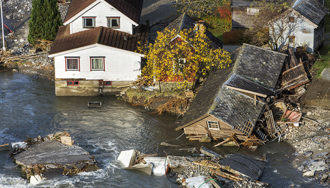 What characterizes communities that tackle dramatic events effectively? (Illustration: Tore Meek / NTB scanpix)
