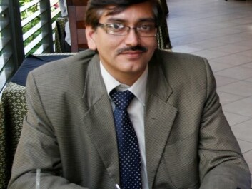 UNZA lecturer Dr. Ravi Paul, who is one of two psychiatrists in Zambia. (Photo: Susan Johnsen)