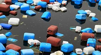 Scientists spread dubious number on debris in seas