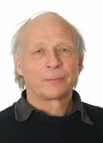 Waldahl is a political scientist and professor emeritus in the Department of Media and Communication at the University of Oslo. (Photo: University of Oslo)