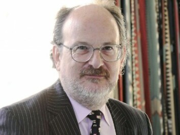 Professor Paul Webley has been director of SOAS University of London for years and conducted research in economic psychology. (Photo: SOAS)