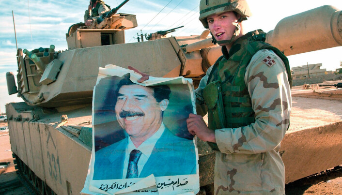 New mathematical logic could have averted the attack on Saddam