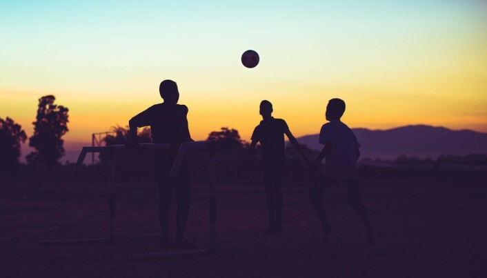 Running and soccer are the only sports guaranteed to make you healthier