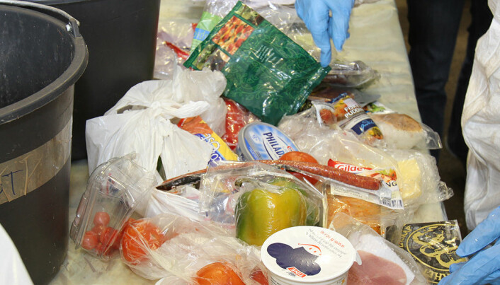 New packaging to reduce food waste