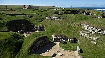Orkney Islanders are 25 percent Norwegian