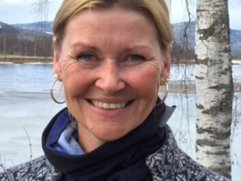 Kristin E. Gangås is a researcher at Hedmark University College, in the Faculty of Applied Ecology and Agricultural Sciences, Campus Evenstad. (Photo: Bård Amundsen)