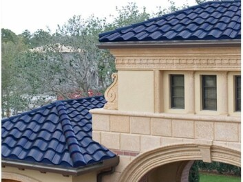 In the future, solar cells will be integrated into the roof tiles and external wall panelling materials. This will save on building materials and construction costs, and will reduce electricity bills. (Photo: Solar Thermal Magazine 2010)
