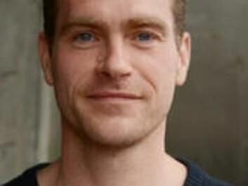 Researcher Steffen Leth Jørgensen, Centre for Geobiology, University of Bergen (UiB). (Photo: Kim Andreassen)