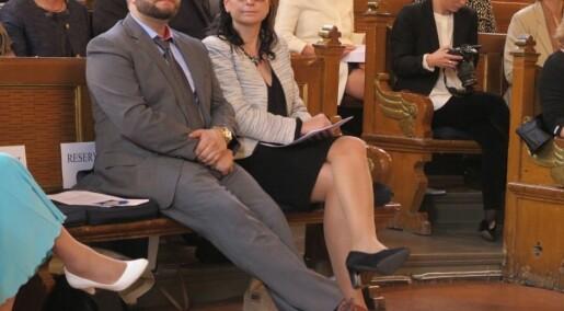 Romani distrust of government lives on