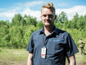 """""""The huge selection is every researcher's dream,"""" says Jan Oddvar Heimdal, a psychologist and section chief of the Division for Military Psychology at the Norwegian Defence University College. (Photo: Norwegian Armed Forces)"""