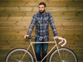 Bjørnskau says hipster cyclists happily ride classic bikes or new retro bikes. They bike in ordinary clothes, without lights and helmets, and are generally less concerned about safety. (Photo: Microstock)