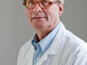 Researcher Steinar Aamdal, who works on the development of a vaccine against cancer, says the study enhances knowledge about how melanomas develop. (Photo: Oslo University Hospital)
