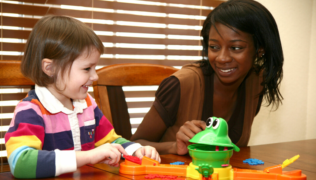 The majority of the au pairs who come to Norway are professional housemaids. (Illustration photo: Microstock)