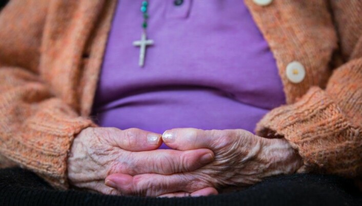 Bringing spirituality and religion to elder care