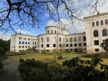 Academics at the University of Bergen, shown here, spent the greatest percentage of their work hours teaching compared to the rest of Norway's higher education sector, according to a 2011 study by NIFU, the Nordic Institute for Studies in Innovation, Research and Education. (Photo: Marianne Røsvik / University of Bergen)