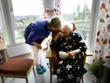 Nurses feel that they don't have enough knowledge on how to meet patients' spiritual needs, according to several studies conducted by Ødebehr and colleagues. (Photo: Gorm Kallestad, NTB scanpix)