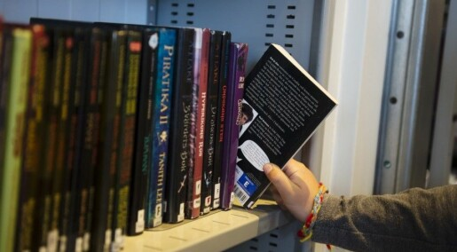 Libraries changing, but not in crisis