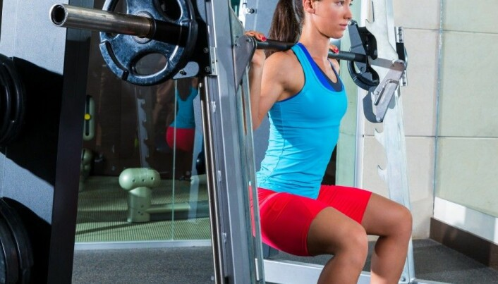 Better endurance with strength training