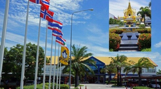 Norwegian managers are not popular in Thailand