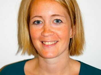 Kathrine Røe Redalen, a post doc and physicist at Akershus University Hospital. (Photo: Akershus University Hospital)