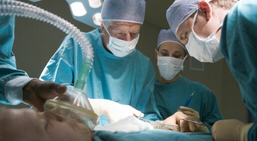 A mathematician in the operating room