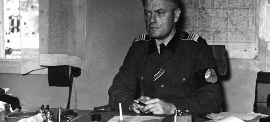 Nazis used own laws on German-Norwegian homosexuals