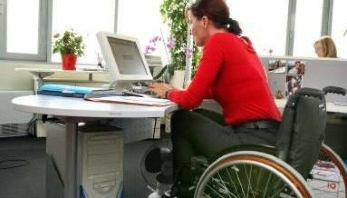 Flexicurity disfavours disabled people