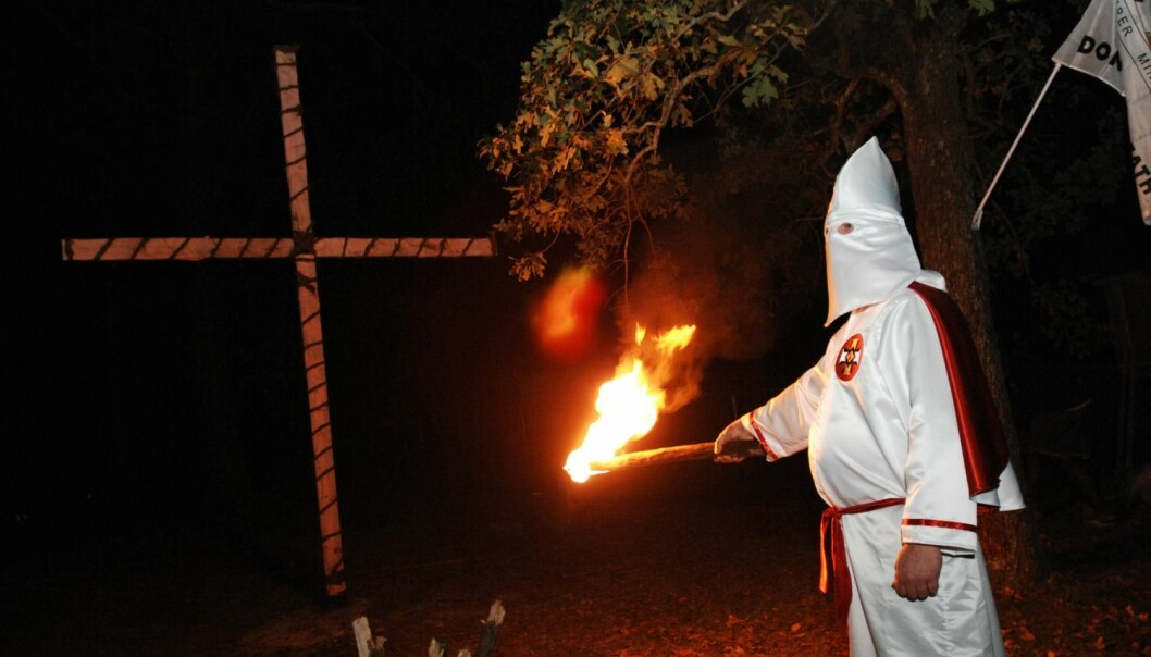Ku Klux Klan is one of the racist Groups Kethleen Blee has studied. (Illustrative photo: Reuters)