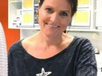 Elisabeth Edvardsen. (Photo: Jarle Stokland)