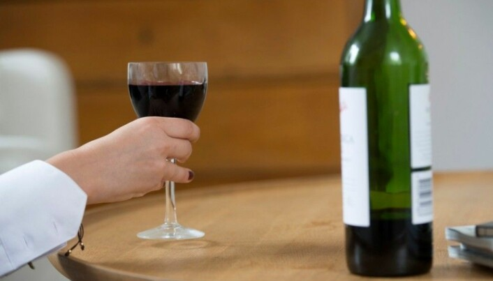 COPD patients can sleep better with alcohol