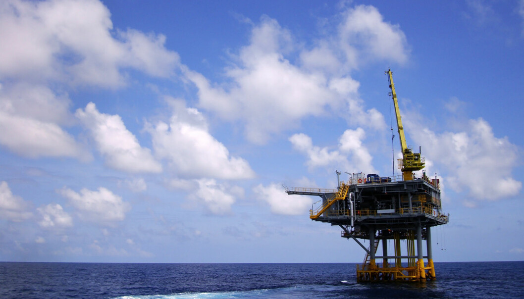 Thousands of old offshore oil wells will have to be plugged to prevent them leaking. (Illustration photo: James Jones Jr, Shutterstock, NTB scanpix)