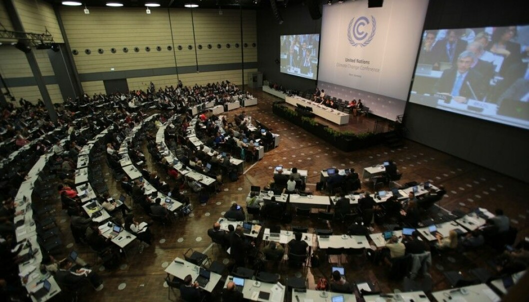 What constitutes justice when it comes to climate change? The last round of negotiations in Bonn in October showed that big differences continue to divide developed and developing countries. (Photo: Oliver Berg, DPA)