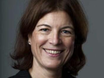 Inger Marie Sunde is a professor at the Norwegian Police University College. (Photo: Norwegian Police University College)
