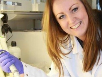 """""""Food with omega 3-fatty acids plays a key role in the body's treatment of waste. It triggers mechanisms which take out harmful disease-causing substances more efficiently,"""" explains Research Fellow Ida Johansson at NTNU. (Photo: NTNU)"""