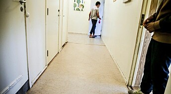 Children feel unsafe in Norwegian asylum centres