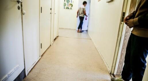 Children feel unsafe in Norwegian asylum centres