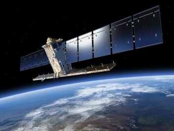 The Sentinel-1A satellite is used to take radar images over the Earth's surface. The satellite was launched in 2014, and will be joined by a sister satellite, Sentinel-1B, in 2016 (Photo: ESA)