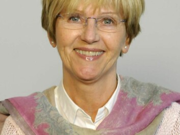 Professor Trine Dahl at the department of Professional and Intercultural Communication at NHH. (Photo: NHH)