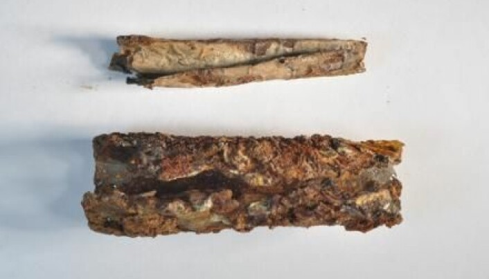 Archaeologists develop new technology to read ancient documents