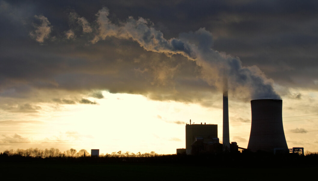 CO2 has become the symbol of human consumption and industrial production. The gas that pours out of cement factory chimneys and belches out of exhaust pipes and combustion plants is the reason behind the biggest environmental challenge of our age. (illustrative photo: Shutterstock)