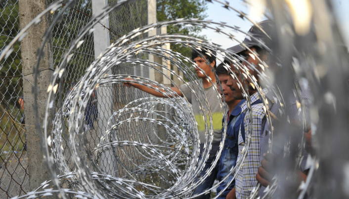 Do stricter border controls increase human trafficking?