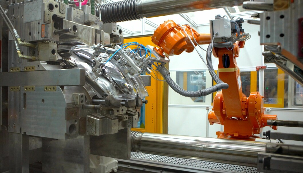 Sensors are incorporated into the majority of manufacturing processes and supply huge volumes of data that give an overview of machine status. (Photo: Hella)