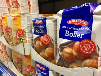 "Products such as flour, sugar and pasta can be quite edible for several years after the ""Best before"" date has passed. (Photo: Bård Amunden, forskning.no)"
