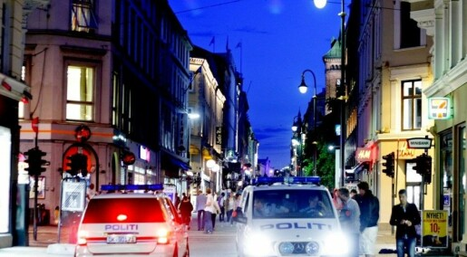 Policing weekend drinking binges gets old for officers