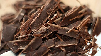 Health by dark chocolate?